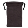 Microfiber Gadget Bag, Black