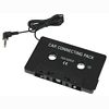Car Audio Cassette Tape Adapter, Black