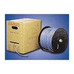 Ziotek 1000ft. CAT5e Stranded Bulk Cable, Blue ZT1205335