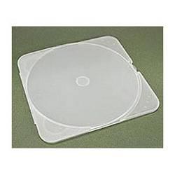 Ziotek Square CD Cases 10 Pack ZT1340118