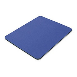 Ziotek 200 Pack, Mouse Pad, Foam, 9in X 8in,  Blue ZT1070131