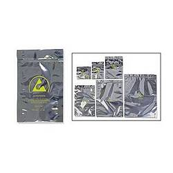 Ziotek Antistatic Bags Resealable 3x5 25 Pack ZT1160233