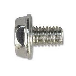 Ziotek Fine Thread Hex Head Screws 24 Pack ZT1610515
